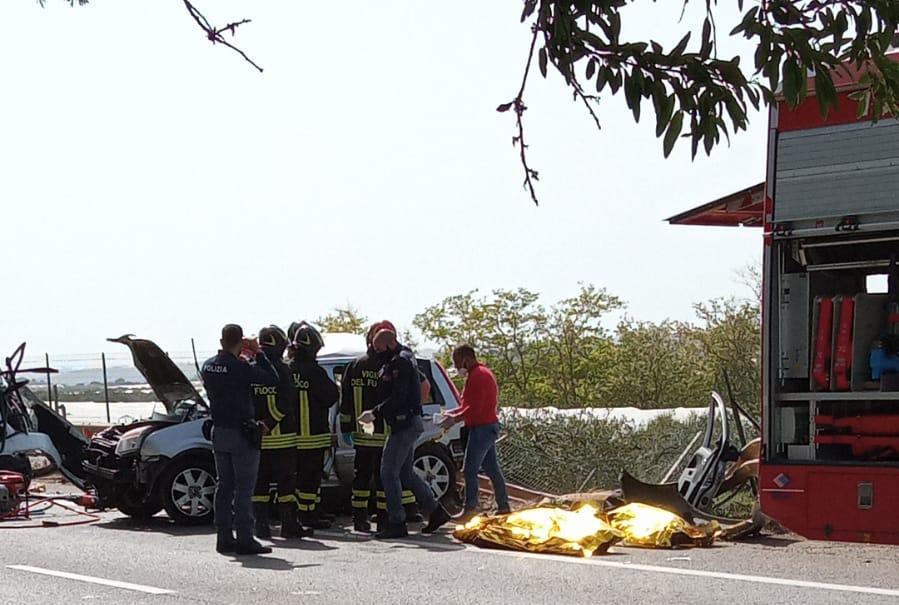Incidente mortale nel Ragusano una strage, 4 morti, ecco le vittime FOTO