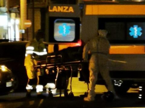 Vittoria, incidente in scooter questa sera sul posto ambulanza e carabinieri sono sopraggiunti nell'immediato.