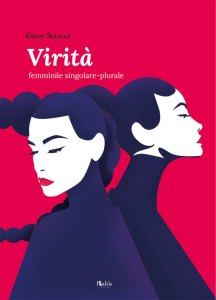 """copertina """"Virità, femminile singolare-plurale"""""""