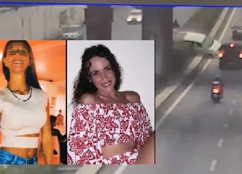 Incidente mortale a Palermo: così sono morte Chiara e Alessia VIDEO CHOC con immagini forti, non adatte ad un pubblico impressionabile.