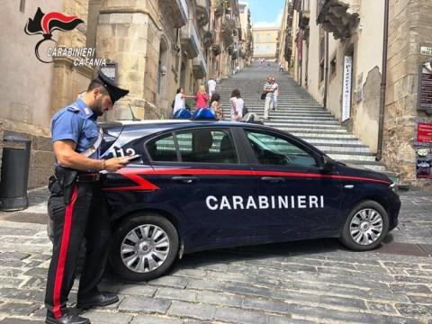 carabinieri Caltagirone