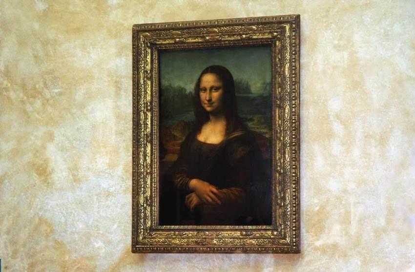 Leonardo da Vinci Mona Lisa facts