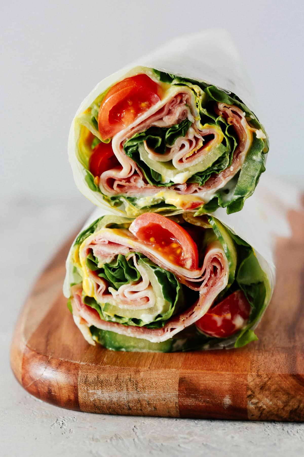 Lowcarb Lettuce Wrap Sandwich Easy to Make and Healthy
