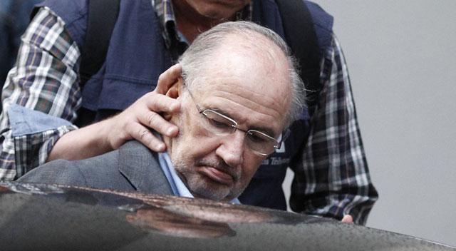 Detención de Ropdrigo Rato, exministro de Economía
