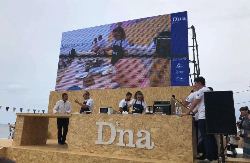 DNA Festival Gastronómico de Denia