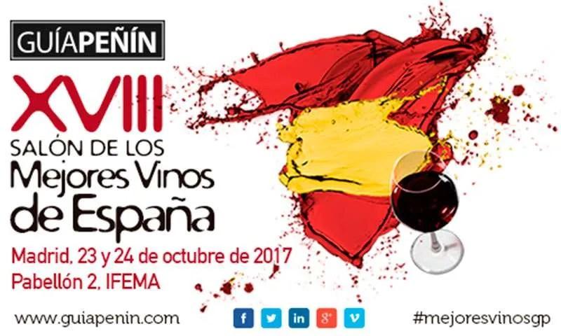 XVIII Salón de los Mejores Vinos de España