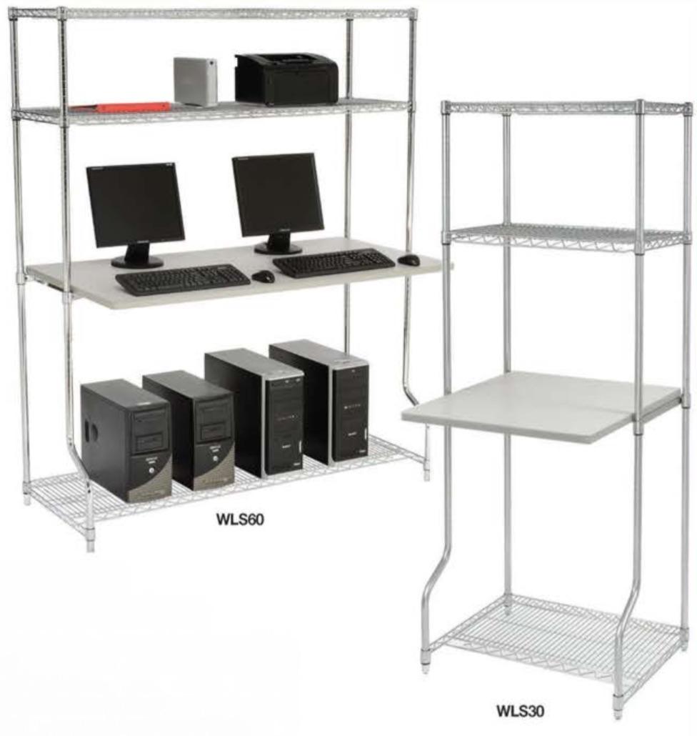 Nexel Wire Lan Workstations Prime Alliance Marketing