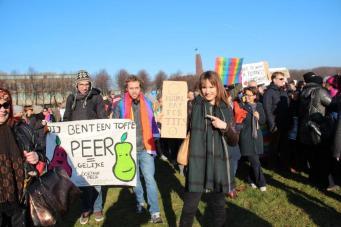 vrouwen demo den haag 015