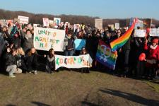 vrouwen demo den haag 073