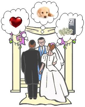 למה לא כדאי להתחתן