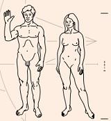 גבר ואישה, דיסקית פיוניר
