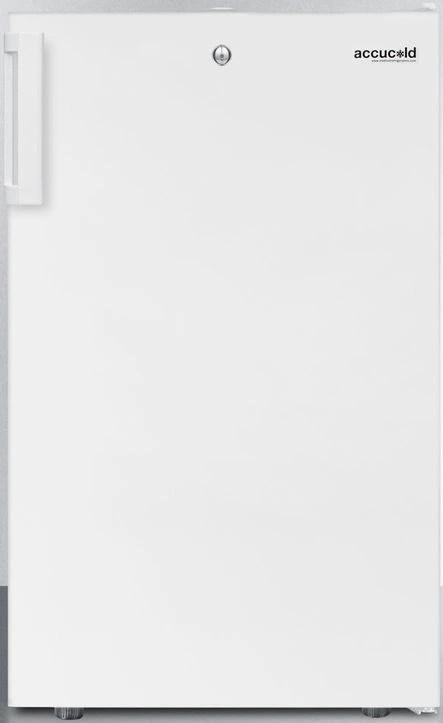 Summit® 4.1 Cu. Ft. White Compact Refrigerator-CM411L7