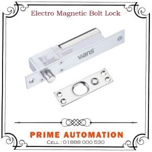 Access Control Electro Magnetic (EM) Bolt Lock