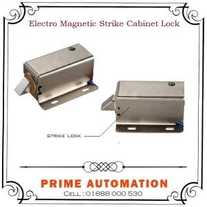 Electro Magnetic Strike Cabinet Lock