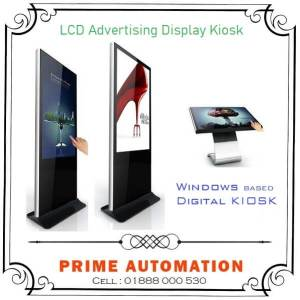 LCD Advertising Digital Display Kiosk-Windows