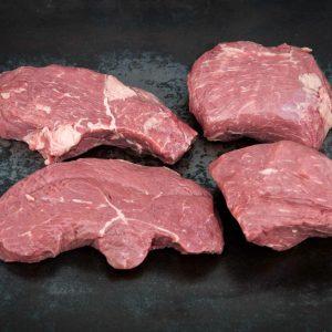 Rinderhüftsteak vom Black Angus 1kg (2,49€/100g)
