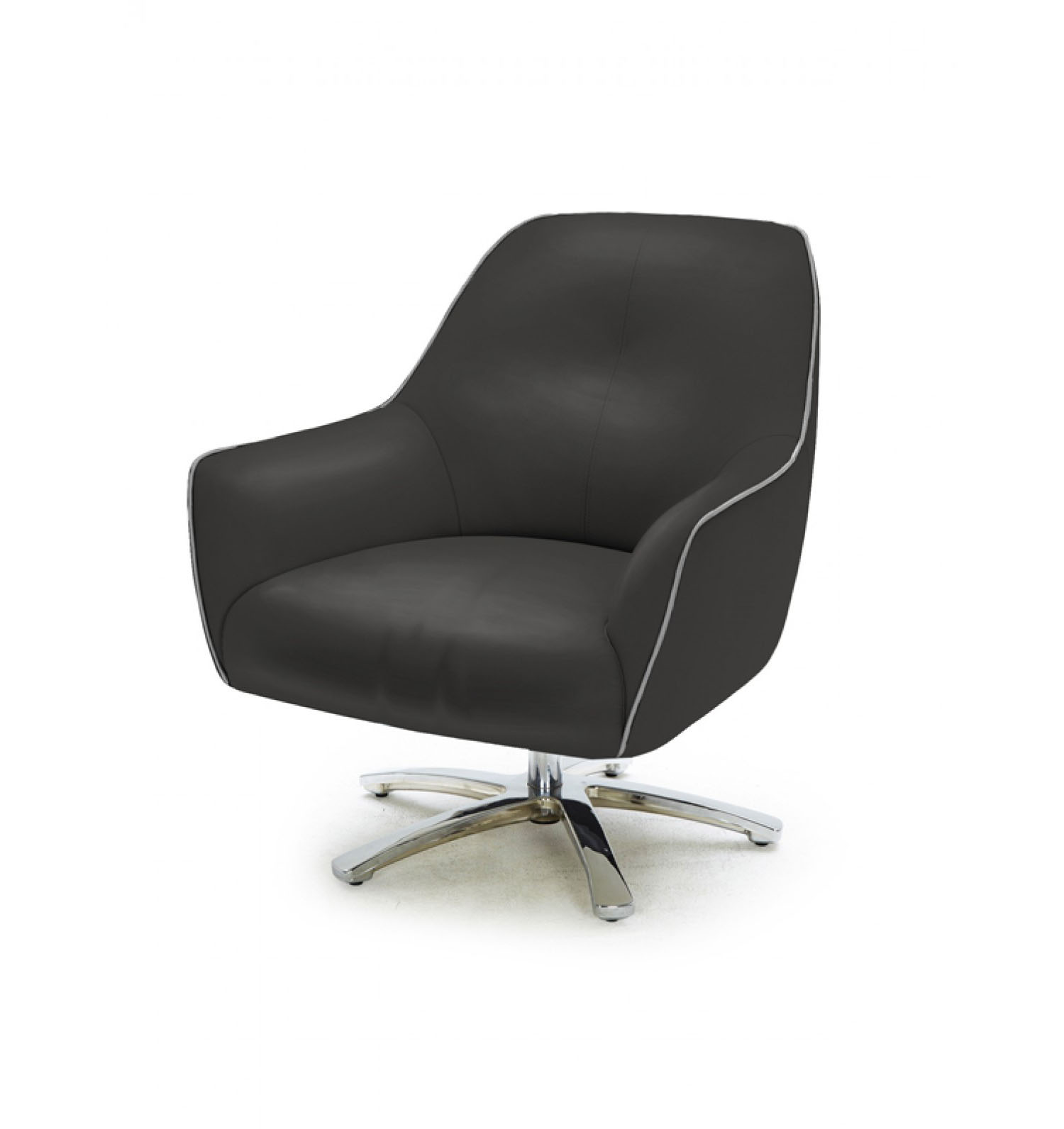 grey lounge chair wooden bar chairs black and leather swivel base long beach