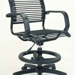 Bungee Office Chairs Baby Bounce Chair Contemporary With Adjustable Height Shop Modern Furniture