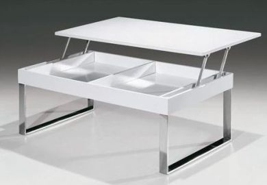 Modern Coffee Table With Lift Top