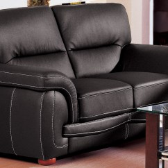 What Can I Use To Clean My Black Leather Sofa Bed Canada Toronto Italian 3 Pcs Set Garne Austin Texas