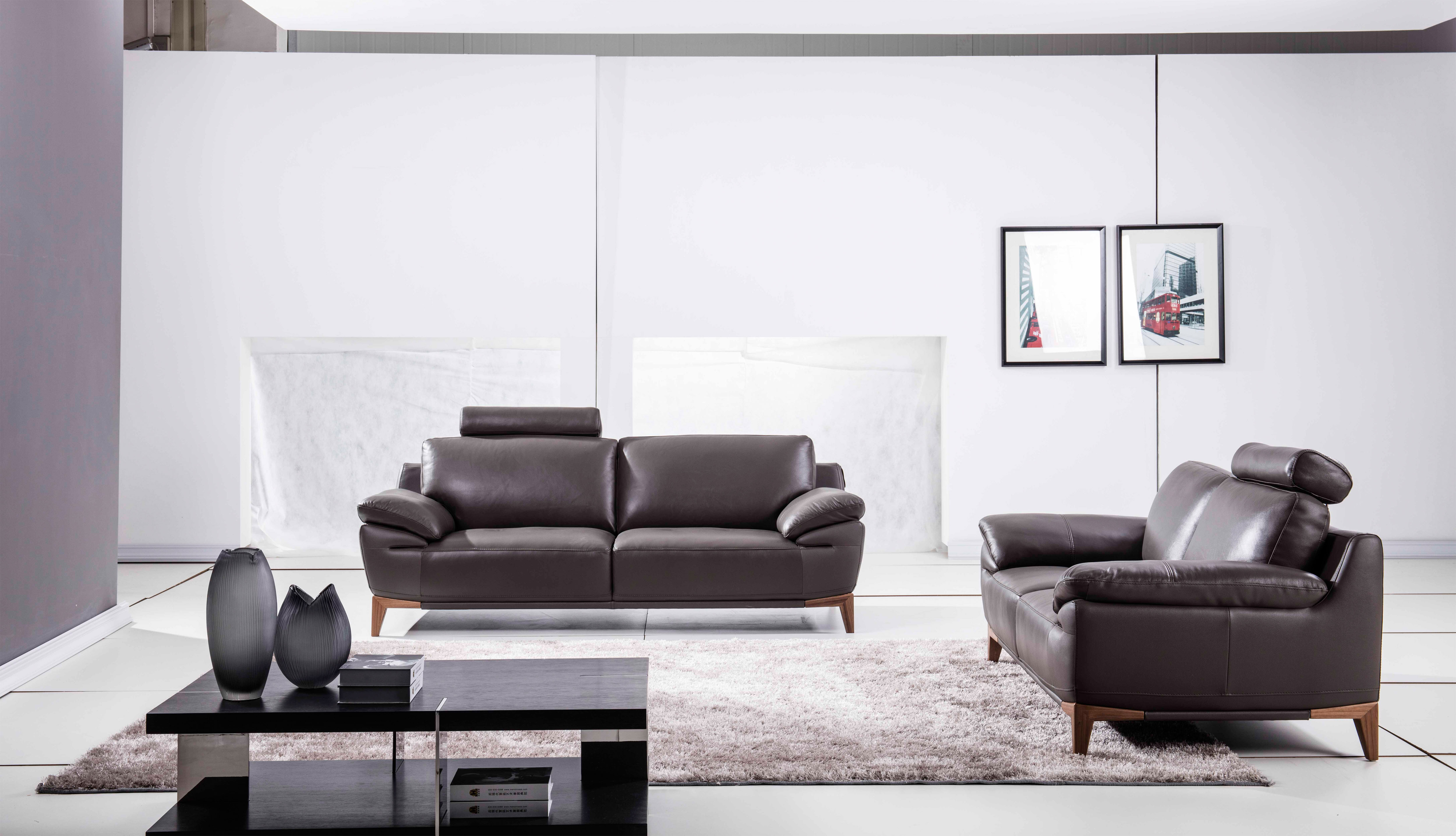 genuine leather sofa sets repair in noida sector 62 premium dark set tulsa oklahoma ...