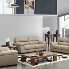 Sofa Set Manufacturers In Delhi Bed Ventura Ca Stylish Contemporary Beige Leather