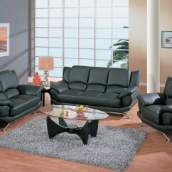Red And Black Living Room Sets Taupe Couch Contemporary Set In Or Cappuccino Leather San Quality Bonded Modern Designer Sofas