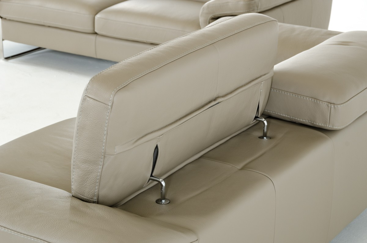 top grain leather sofa set small apartment sleeper perfect italian full grey