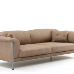 Colored Sofas Contemporary Sectional Sofa Sleeper Cream Color Extra Soft Padded Leather Set Sacramento