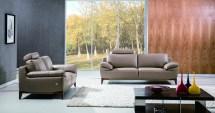 leather sofa loveseat living room