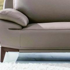 Montclair Top Grain Leather Sofa And Loveseat Set Pottery Barn Basic Living Room Long Beach
