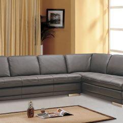 100 Genuine Leather Sofa Plastic Furniture Contemporary Style Full Corner Couch Columbus Ohio ...
