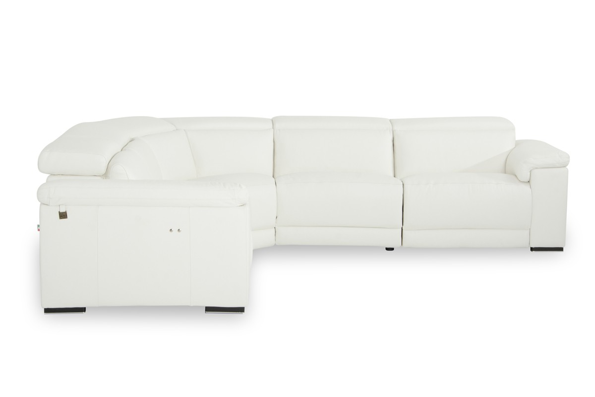hypnos electric sofa bed voila reclining cover elite sectional lounge with adjustable headrests