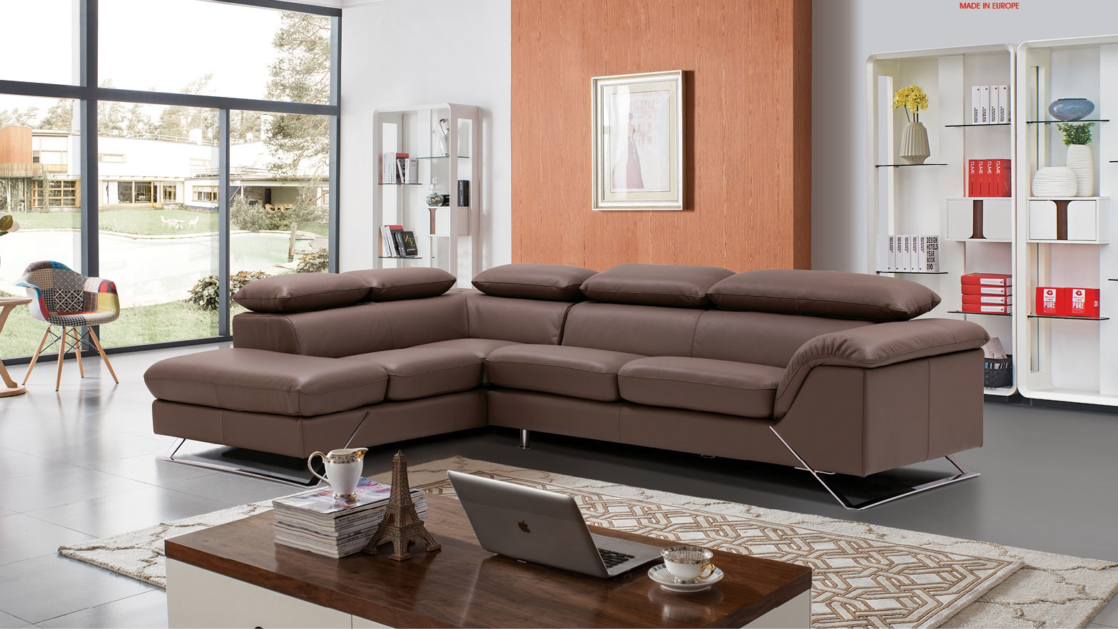 leather sofas tulsa sofa new jersey sophisticated sectional with chaise oklahoma ...
