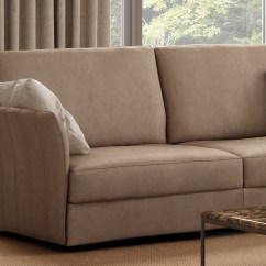 Low Profile Leather Sectional Sofa L Shape Set Size Italian In Luxury Fort Worth