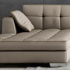 Large Square Sofa Cushions Ligne Roset Multy Bed Review Luxury Tufted Designer All Leather Sectional Chesapeake