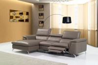 High End Curved Sectional Sofa in Leather Hialeah Florida ...