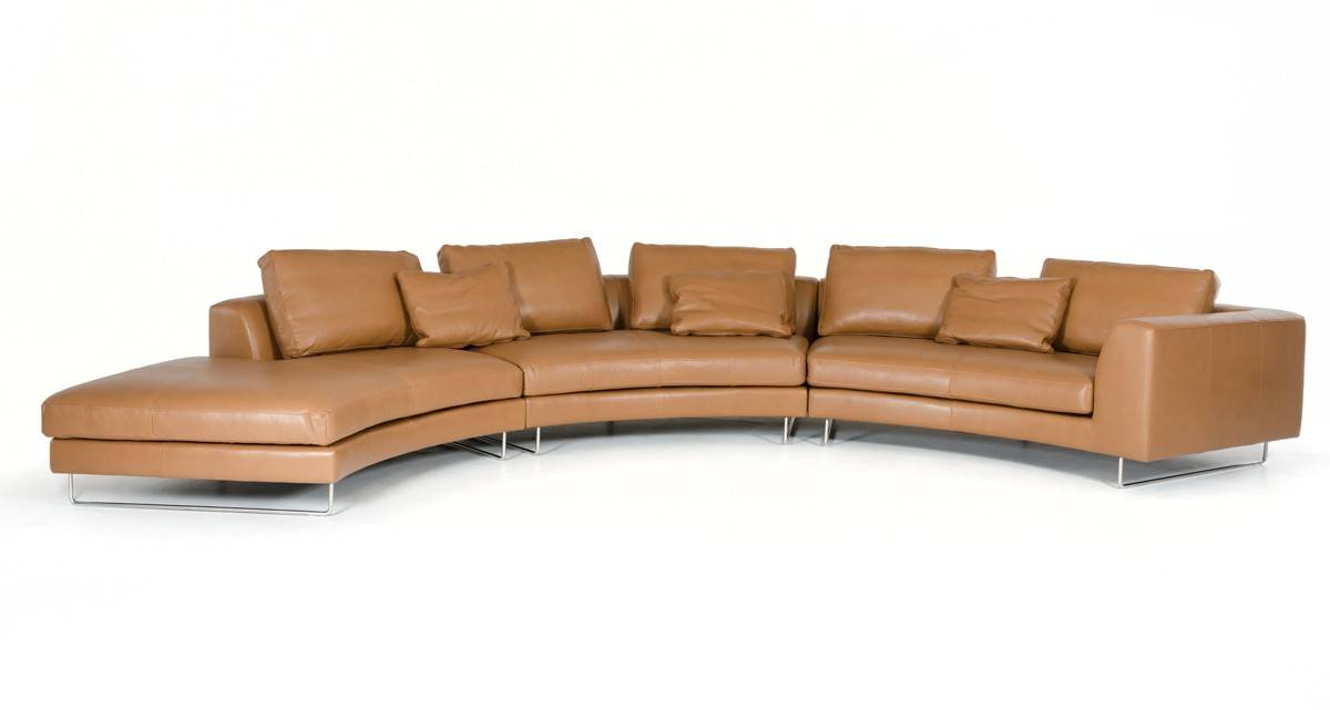 leather corner sofa spain beds south west london sophisticated italian full grain sectional ...