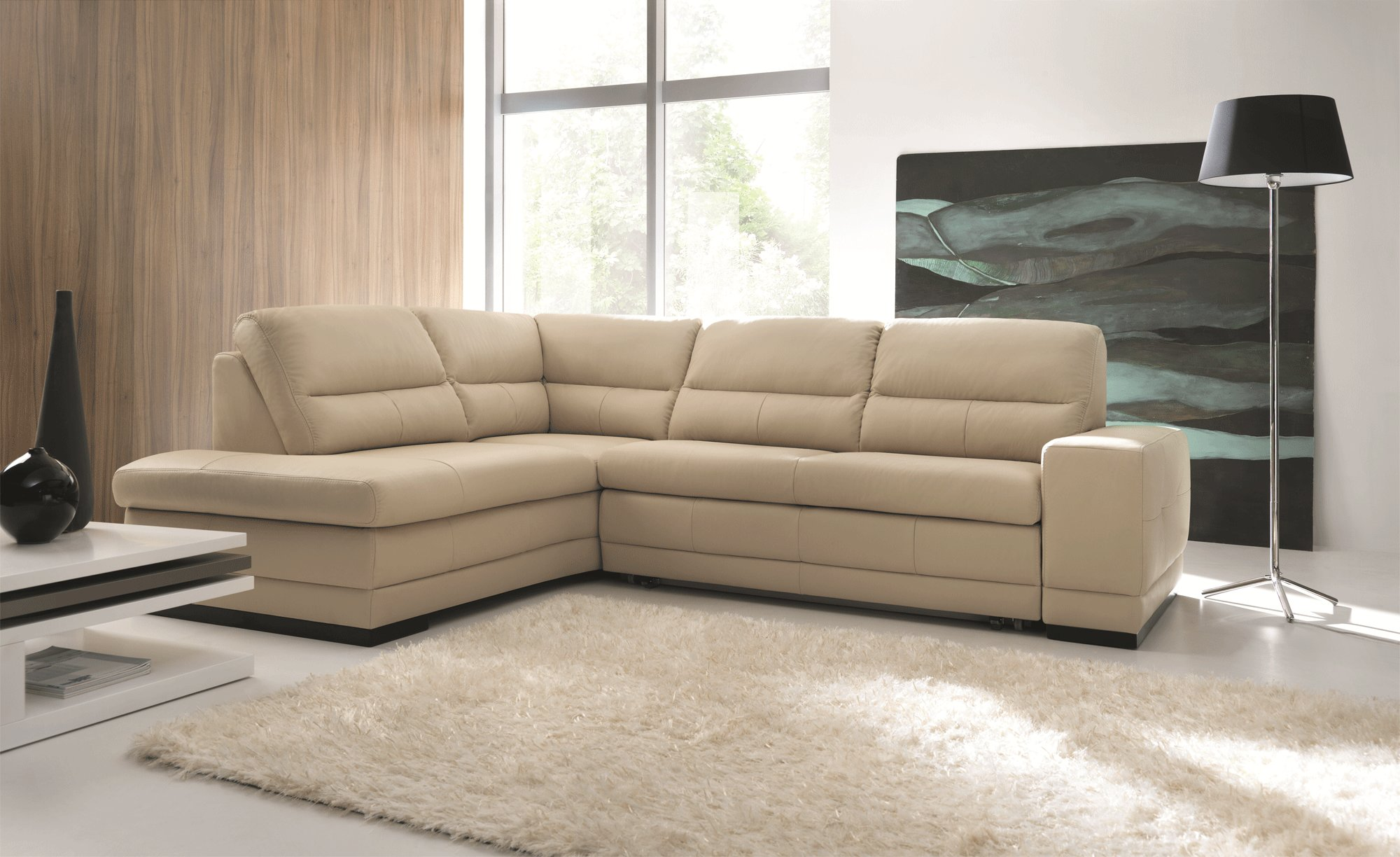 Read a breakdown of their characteristics. Luxurious Italian Leather Living Room Furniture Baton ...