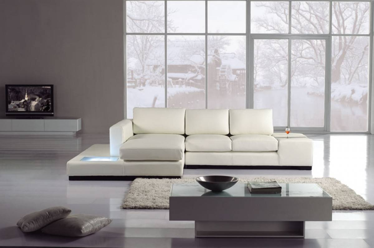 t35 mini modern white leather sectional sofa small converts to bed high end corner hampton virginia v
