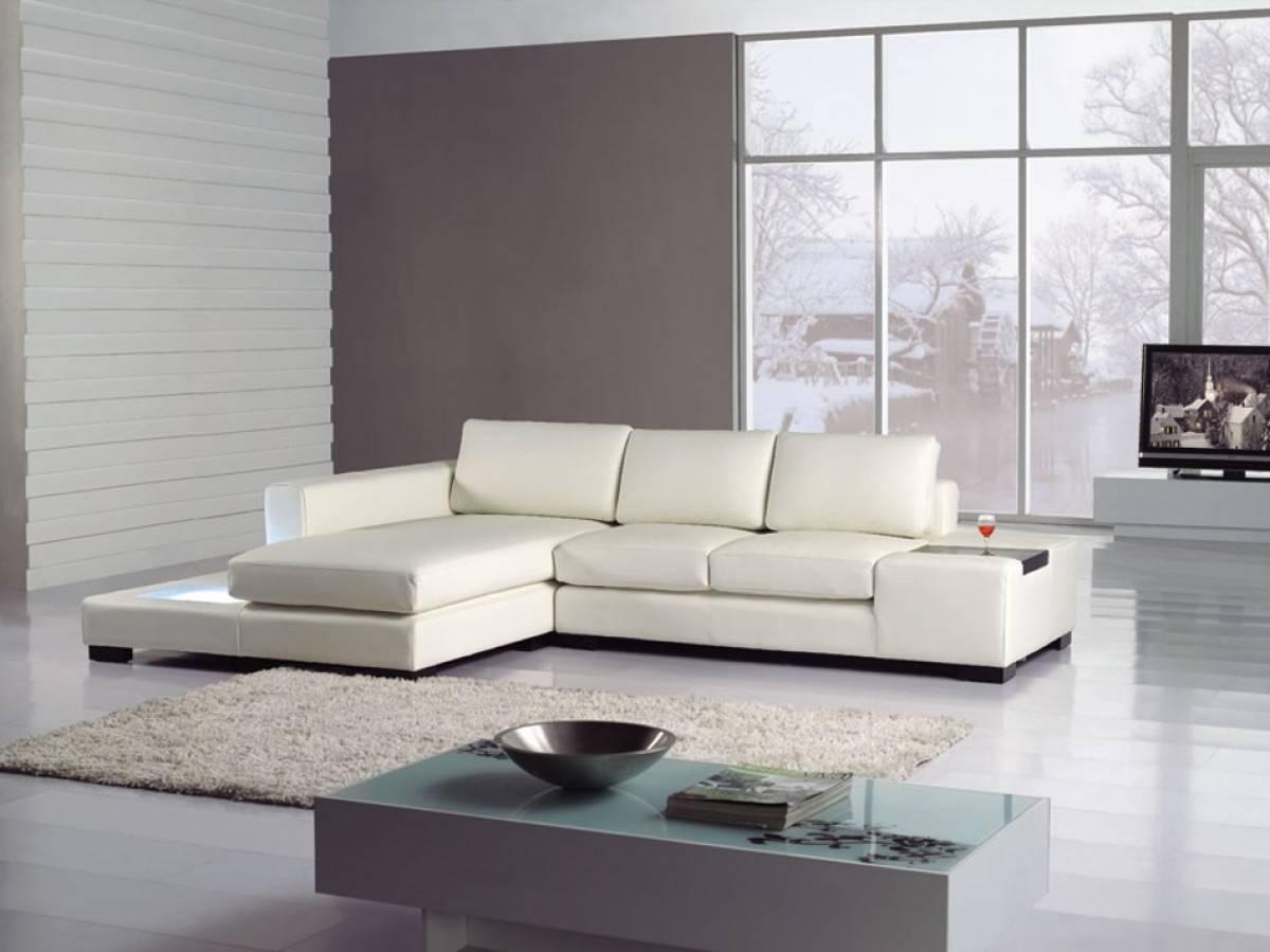 t35 mini modern white leather sectional sofa stainless steel frame high end corner hampton virginia v