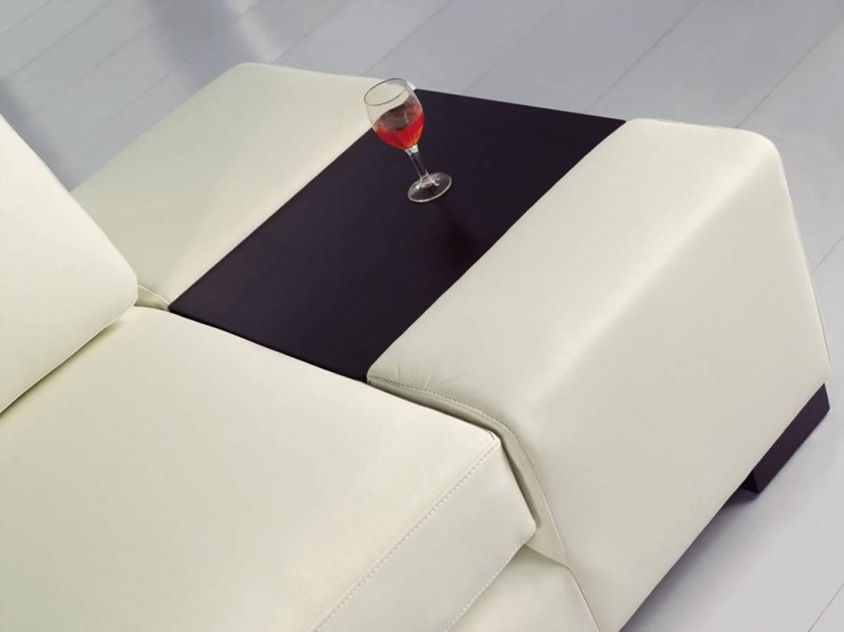 t35 mini modern white leather sectional sofa blue cover high end corner hampton virginia v