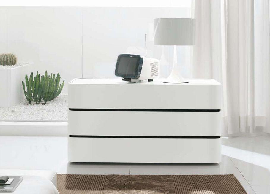 Contemporary White Italian Dresser Prime Classic Design modern Italian and luxury furniture