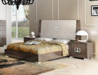 Made in Italy Elegant Leather High End Bedroom Sets San ...