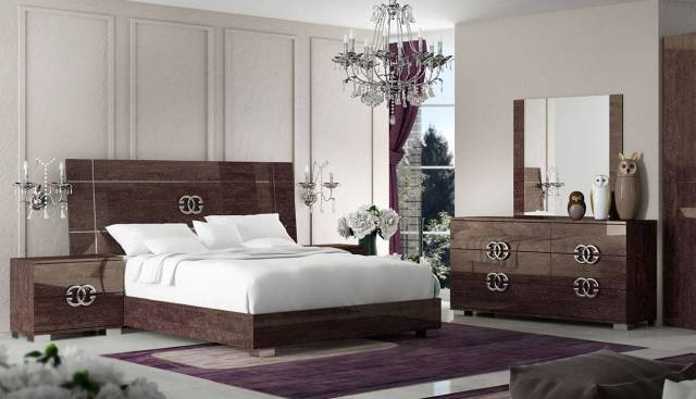 Exclusive Wood Design Bedroom Furniture Boston ...