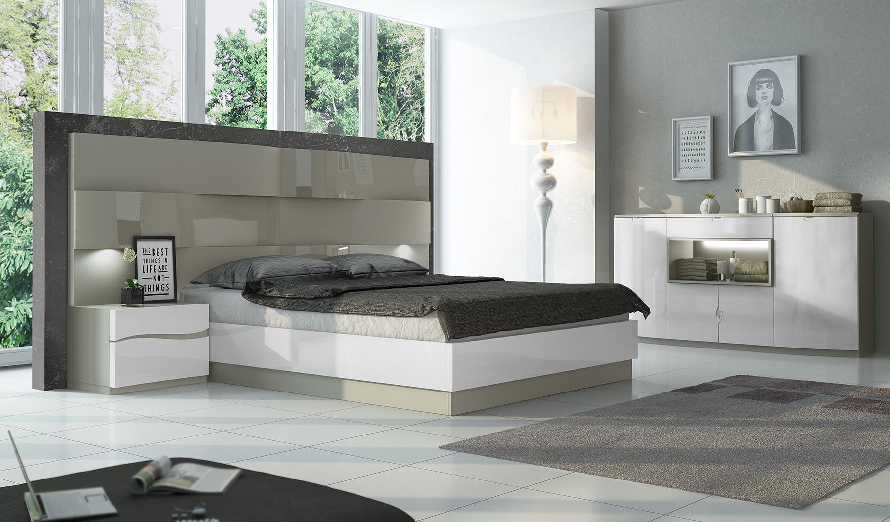 Unique Wood Designer Bedroom Furniture Sets Houston Texas FeniciaSpainComposition21