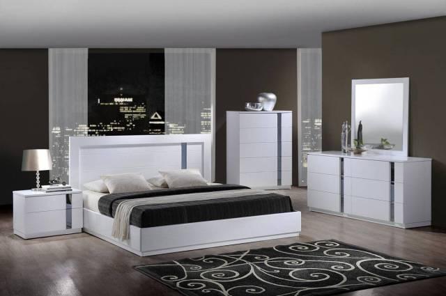 Elegant Quality Contemporary Platform Bedroom Sets Las ...