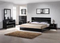 Unique Wood Designer Bedroom Rockford Illinois J&M ...