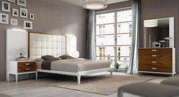 Unique Leather Elite Platform Bedroom Sets Fort Worth ...