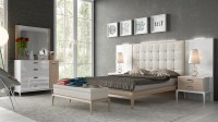 Stylish Wood High End Bedroom Furniture with Extra Storage ...